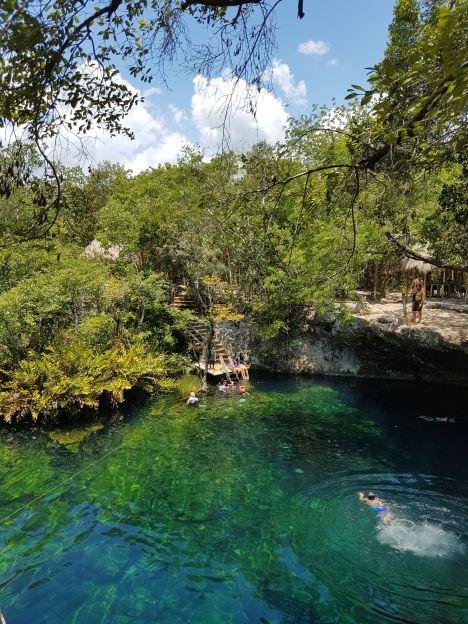 Cenote Eden, Playa Del Carmen
