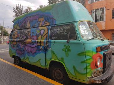 Scooby van