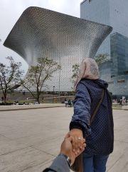 Follow me to... Museo Soumaya