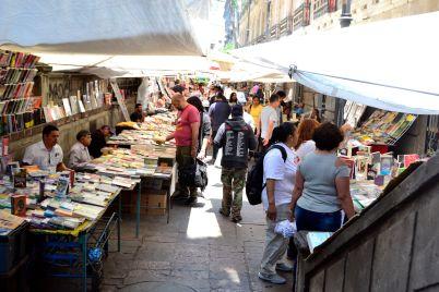 Book market - Centro Historico