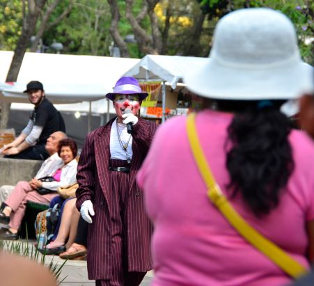 Weekend comedy in the park - Centro Historico