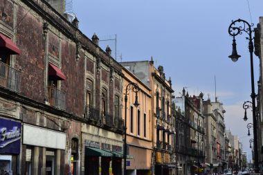 buildings of Centro Historico