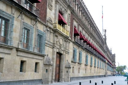 National Palace - Centro Historico