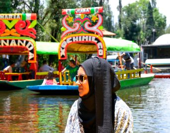 The Venice of Mexico - Xochimilco