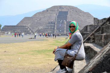Pyramid of the Moon, Teotihuacan