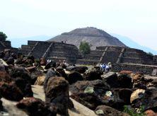 Pyramid of the Sun, Teotihuacan