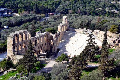 Athens, Exploring the Acropolis