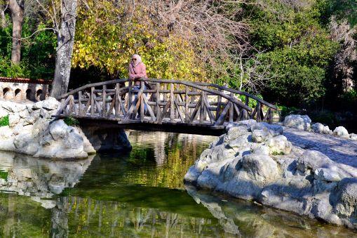 Athens, National Garden
