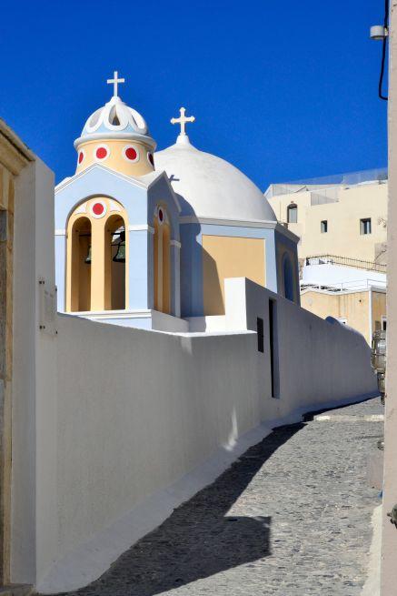 Santorini, Thira