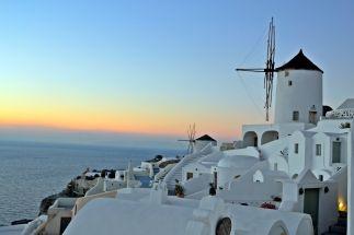 Santorini, Oia Sunset