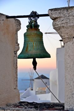 Santorini, Church Bell