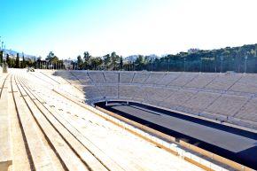 Athens, Panathenaic Stadium