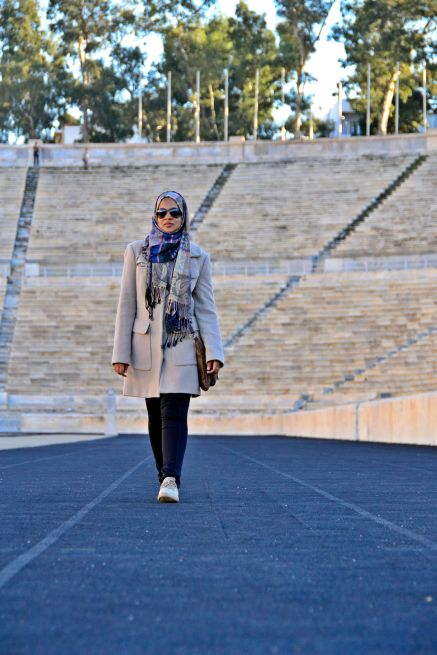 Athens. Panathenaic Stadium