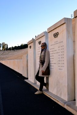 Athens, Panathenaic Stadium