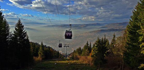 Cable Car, Sarajevo
