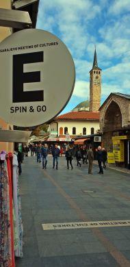 From West to East, Sarajevo