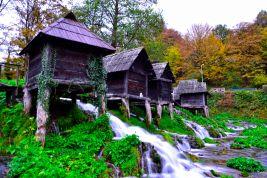 Watermills, Jajce