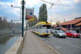 Tram, Sarajevo