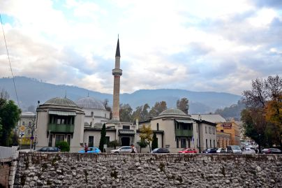 Oldest Mosque in Sarajevo