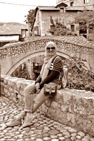 Crooked Bridge, Mostar